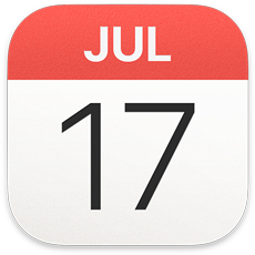 Apple iCloud Calendar - set up and manage calendars